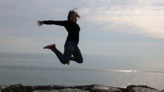 Wie ich anfing durch's Leben zu hüpfen