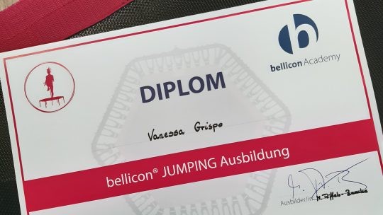 bellicon® JUMPING – Instructor